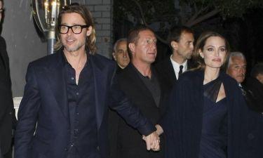 Ο Brad Pitt στην ταινία της Angelina Jolie!