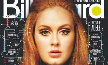 Η Adele Καλλιτέχνης της Χρονιάς από το Billboard