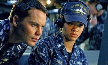 Video: Δείτε τη Rihanna σε νέες σκηνές από το Battleship