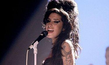 Η Amy Winehouse στην κορυφή των Charts