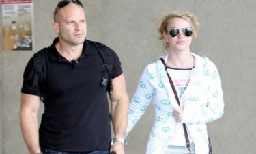 Η Britney Spears επέστρεψε στο Λος Άντζελες
