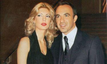 Νίκος Αλιάγας: Ευτυχισμένος στο πλευρό της συντρόφου του