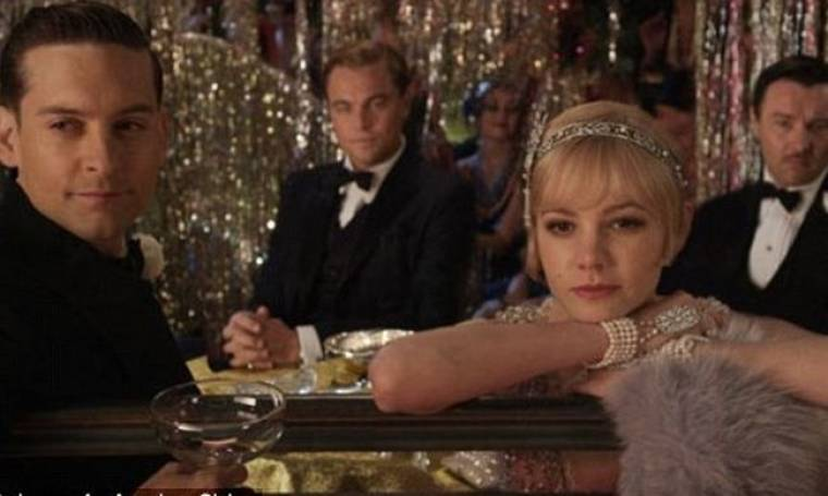 Οι πρώτες επίσημες φωτογραφίες από το Great Gatsby