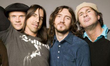 Οι «Red Hot Chili Peppers» έρχονται στην Αθήνα