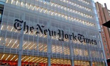 Νέα διευθύντρια στη New York Times!