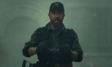 Video: Chuck Norris και Jean Claude Van Damme στο Expendables 2