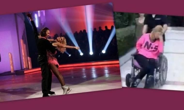 Ποιος ή ποια θα αντικαταστήσει τη Χριστίνα Παππά στο «Dancing on Ice»;