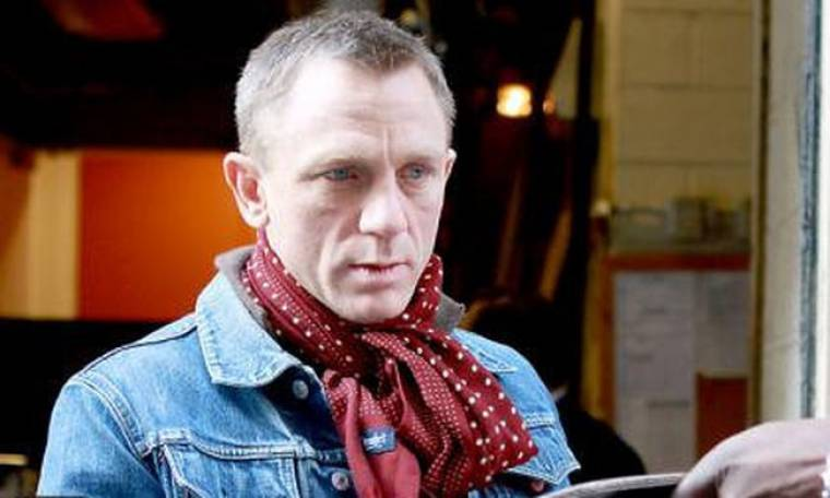 Daniel Craig: Το Girl With The Dragon Tattoo είναι μόνο για ενήλικες
