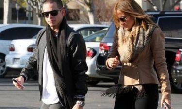 Jennifer Lopez – Casper Smart: Επίσκεψη στο κοσμηματοπωλείο!