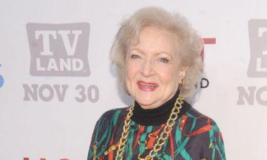 Η Betty White κλείνει τα 90!