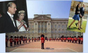 Το παλάτι του Buckingham ξέμεινε από δωμάτια!