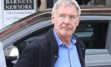 Ποιος μαύρισε το μάτι του Harrison Ford;