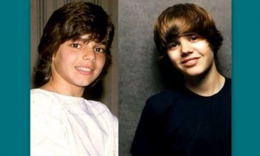 Ricky Martin-Justin Bieber: Βρείτε τις διαφορές