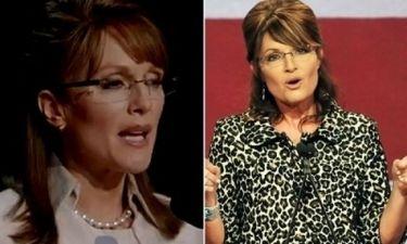 Video: Η Julianne Moore ως Sarah Palin