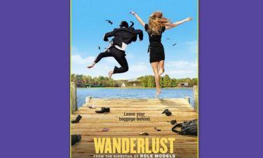 Jennifer Aniston: Το πόστερ του Wanderlust