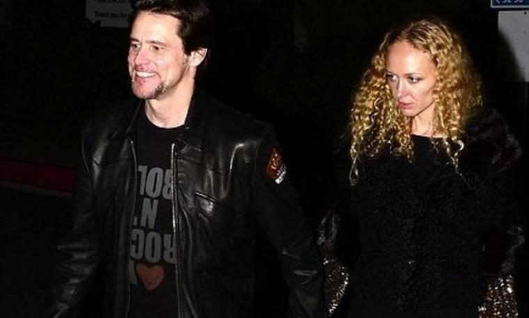 Jim Carrey: Νέα έξοδος με τη μυστηριώδη σύντροφό του
