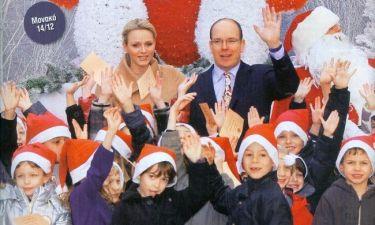 Αλβέρτος-Σαρλίν: Τα πρώτα Χριστούγεννα παντρεμένοι