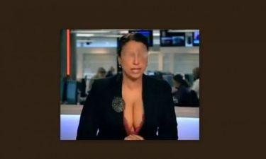Απίθανο: Δείτε την πιο Hot παρουσιάστρια ειδήσεων στον κόσμο (nasos blog)