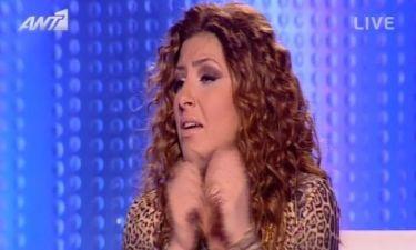 Γιατί έβαλε τα κλάματα η Έλενα Παπαρίζου στο Dancing;