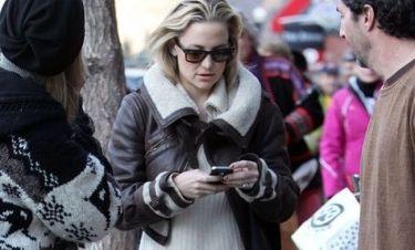 Η Kate Hudson για διακοπές στο Άσπεν