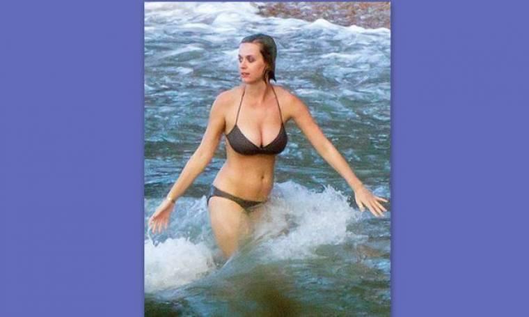 Η Katy Perry «γοργόνα» στη Χαβάη