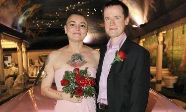Sinead O' Connor: Γιατί χώρισε μετά από μόλις 18 μέρες