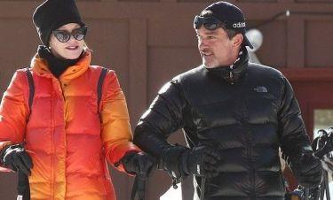Οι σταρ κάνουν σκι στο Άσπεν