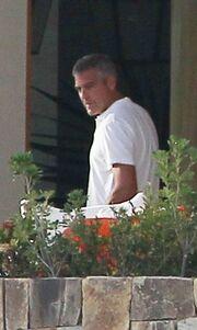 George Clooney – Stacey Keibler: Παραμένουν στο Κάμπο