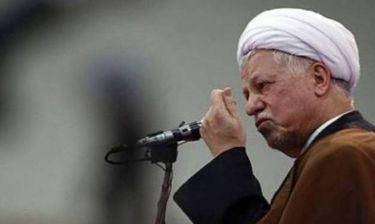 «Έριξαν» τη σελίδα του πρώην προέδρου του Ιράν