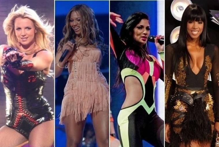 Videos: Τα πιο σέξι βίντεο κλιπ του 2011