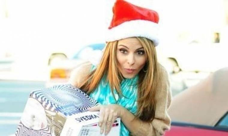 Πώς πέρασε τα Χριστούγεννα η Μαρία Μενούνος;