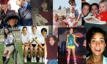 Το άλμπουμ ζωής με ανέκδοτες φωτογραφίες της Kate Middleton!