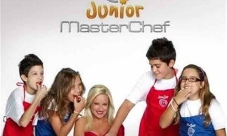 Γυρίστηκε ο τελικός του Master Chef Junior!