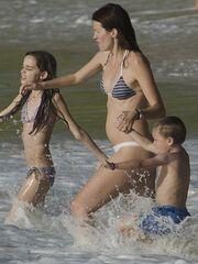Mark Wahlberg: Πρωτοχρονιά στη θάλασσα