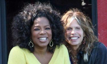 Oprah Winfrey: Με τον Steven Tyler η πρώτη της εκπομπή για το OWN