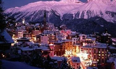 Μια… VIP Πρωτοχρονιά στις Γαλλοελβετικές Άλπεις
