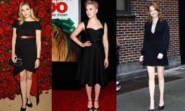 Το καλύτερο μικρό μαύρο φόρεμα της χρονιάς