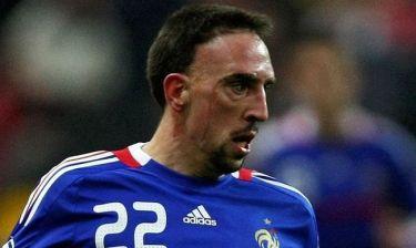 Franck Ribéry: Ανοίγει  bar με μη αλκοολούχα ποτά!