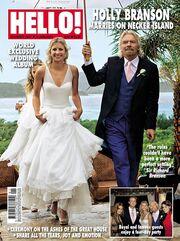 Richard Branson: Πάντρεψε τη κόρη του στα συντρίμμια της βίλας του που κάηκε