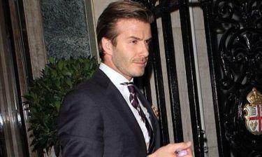 Είναι οριστικό: Ο Beckham απέρριψε την πρόταση από την Paris Saint Germain
