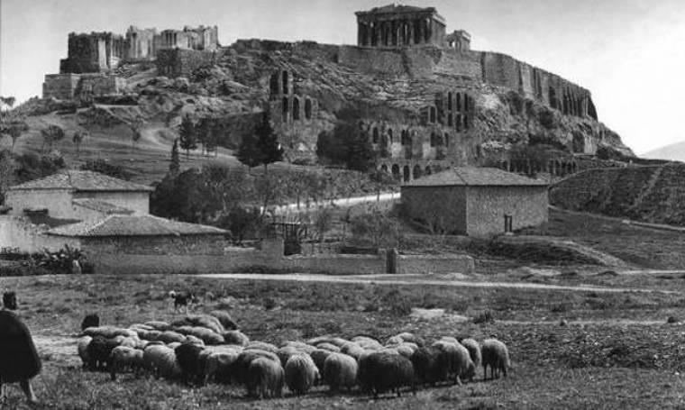 Η Ελλάδα του 1900 σε φωτογραφίες
