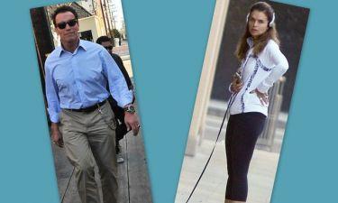 Arnold Schwarzenegger-Maria Shriver: Φορούν και πάλι τις βέρες τους