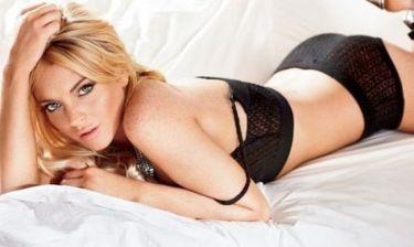 Νέα σέξι φωτογράφηση της Lindsay Lohan