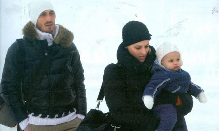 Τσιρίλο-Ασημακοπούλου: Στην Αράχωβα με την κόρη τους