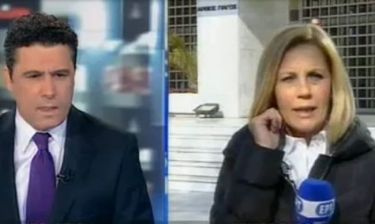 Γιατί τα πήρε on air δημοσιογράφος στην ΕΡΤ;