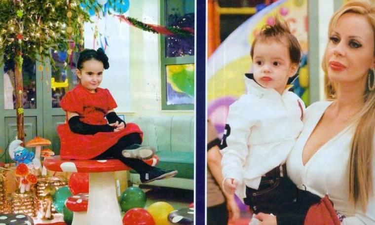 Ζαγοράκης-Λίλη: Το παιδικό πάρτι της κόρης τους