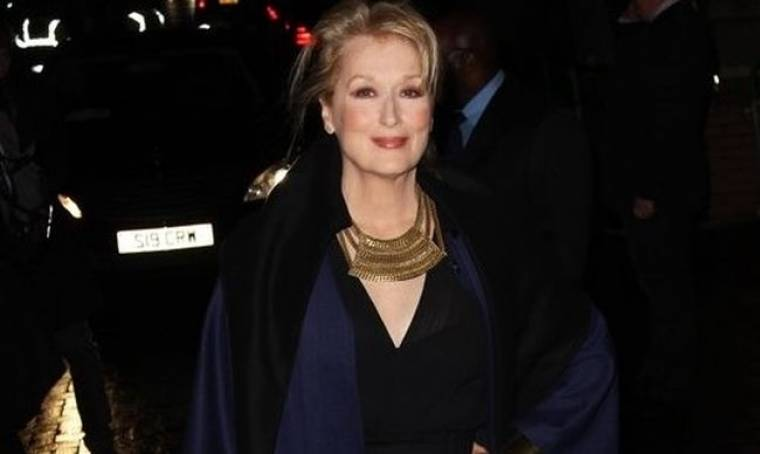 Meryl Streep: Πρεμιέρα για τη Σιδηρά Κυρία στο Λονδίνο