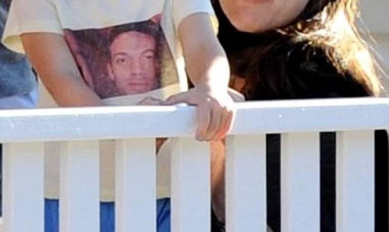 Ποια είναι η μεγαλύτερη θαυμάστρια του Ben Affleck;