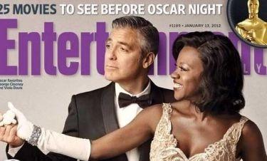 George Clooney και Viola Davies: Προετοιμασία για τα Oscars