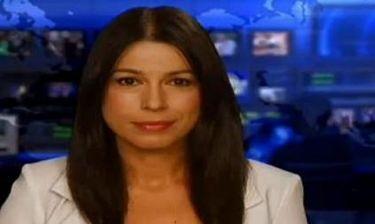 Τίνα Σοφού: Η Ελληνίδα που παρουσιάζει δελτίο σε κινέζικο κανάλι!
